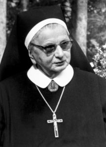 Sr. M. Theresia Hecht