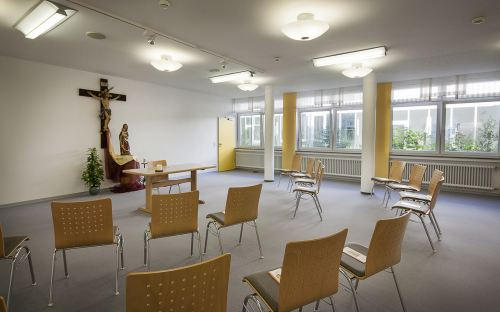 Räume für Exerzitien und Tagungen