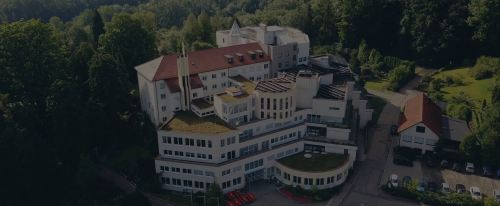 Kloster Brandenburg - Luftbild
